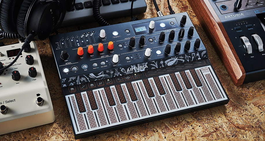 buying first synthesizer
