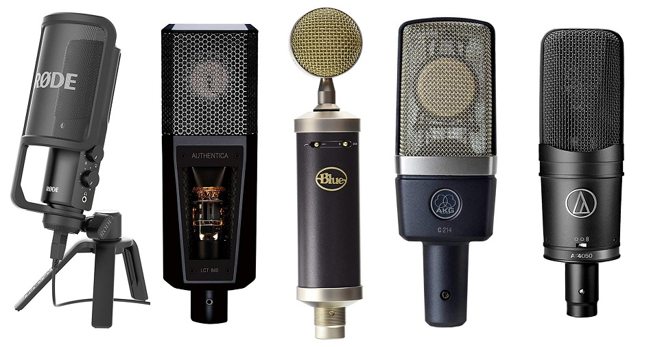 second-hand microphone