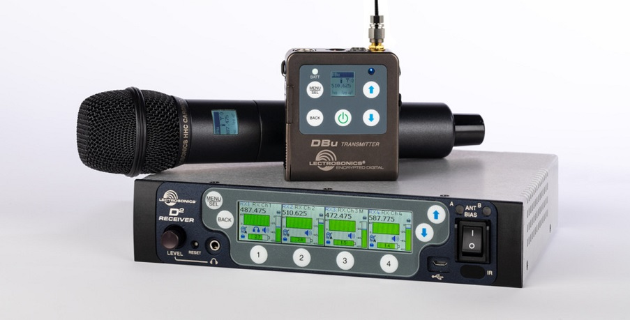 analog wireless microphones